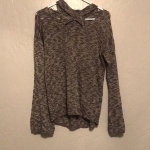 Long sleeve Maurice's sweater shirt